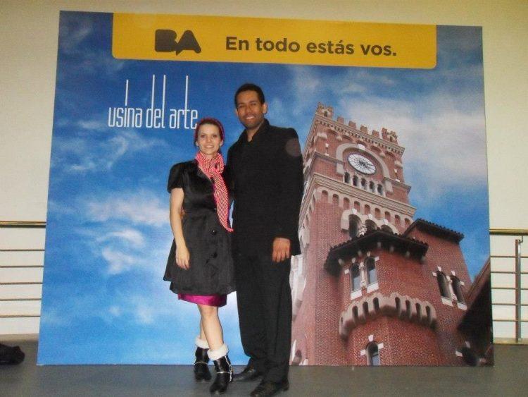 Alicia Martínez sopran Usina del Arte Noche de los Museos Buenos Aires